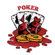 Poker T-Shirt Design - GraphicRiver Item for Sale