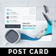 Post Card Design - GraphicRiver Item for Sale