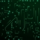 PCB Printed Circuit Board, Electronic Circuit Chip - VideoHive Item for Sale