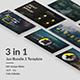Jun Bundle 2 - Creative Powerpoint Template - GraphicRiver Item for Sale