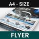CCTV Camera Shop Flyer - GraphicRiver Item for Sale