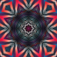 Long Loop Kaleidoscope 1 - VideoHive Item for Sale