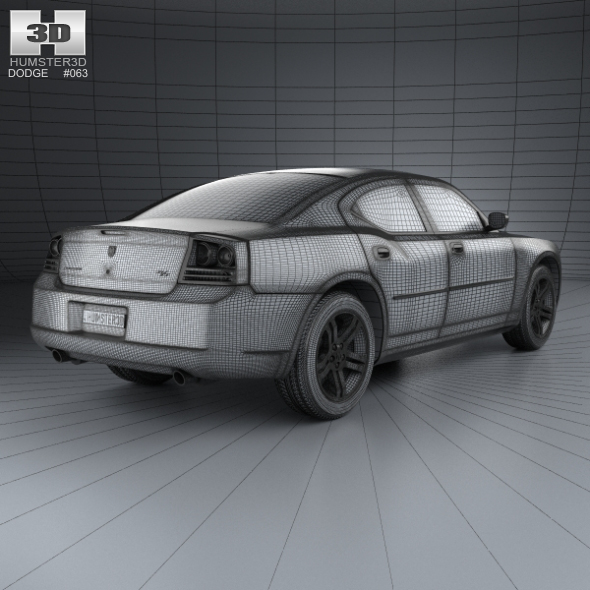 Dodge Charger (LX) 2006