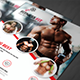 Fitness Flyer - GraphicRiver Item for Sale