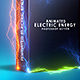 Animated Electric Energy Photoshop Action - GraphicRiver Item for Sale