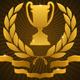 Golden Cup Emblem - GraphicRiver Item for Sale