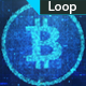 Bitcoin Digital Currency Background - VideoHive Item for Sale