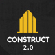 Construct - Joomla Construction & Business Template Nulled