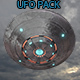 UFO Animation Pack - VideoHive Item for Sale
