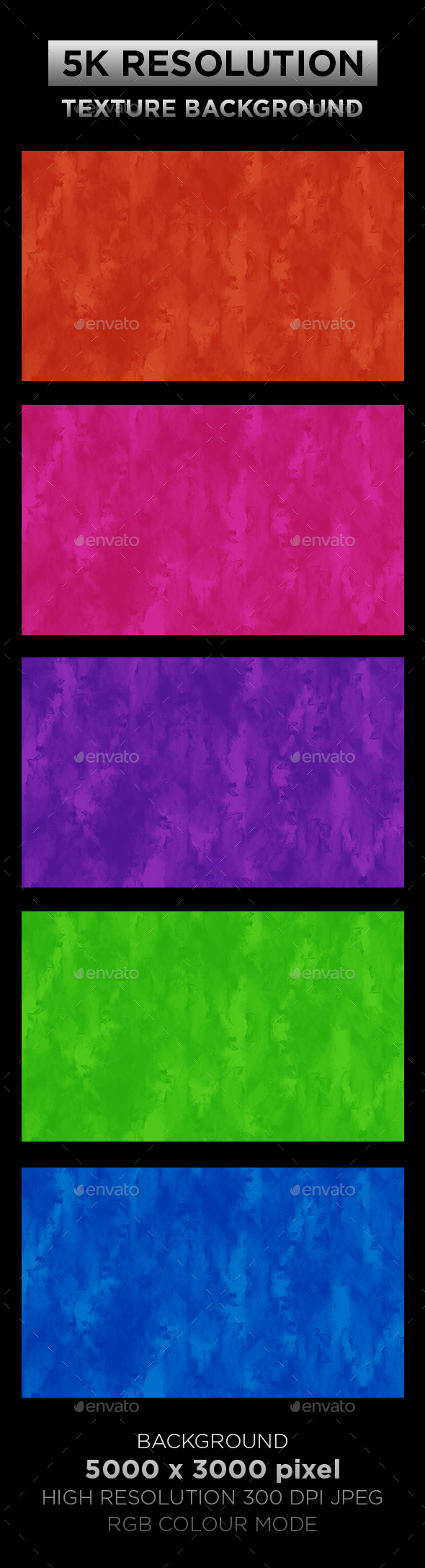 Texture Background Set 005 - Backgrounds Graphics