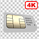 Sim Card rotation - VideoHive Item for Sale