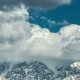 Nepal Mountains and Clouds - VideoHive Item for Sale