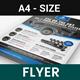 CCTV Camera Shop Flyer v2 - GraphicRiver Item for Sale