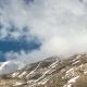 Foggy Himalayan Mountains in Nepal