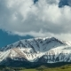 Early Snow Storm Mountain Pass Colorado - VideoHive Item for Sale