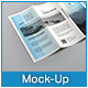 A4 Trifold Mockup - GraphicRiver Item for Sale