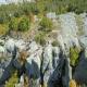Aerial View of Belintash Plateau in Bulgaria  - VideoHive Item for Sale