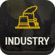 Industry - Factory, Industrial Business HTML Template Nulled
