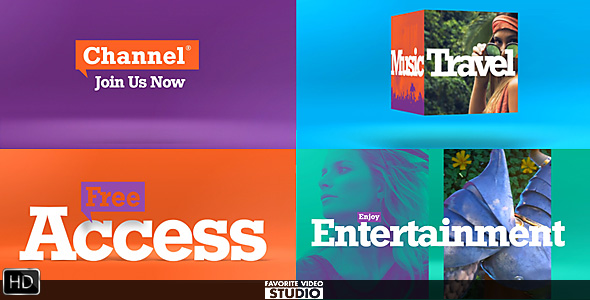Colorful Broadcast Pack By Fvs Videohive