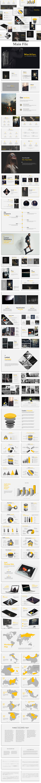 Mochilas - Creative Google Slide Template - Google Slides Presentation Templates