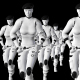 Female Humanoid Soldiers - VideoHive Item for Sale