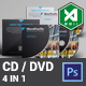 Corporate CD / DVD Template Vol.2 - GraphicRiver Item for Sale