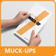 DL Flyer Mockup - GraphicRiver Item for Sale