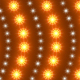 Lights Warm Curtain - VideoHive Item for Sale