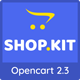 Shopkit Multipurpose OpenCart Theme Nulled