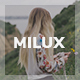 Milux Powerpoint Template - GraphicRiver Item for Sale