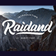 Raidand - GraphicRiver Item for Sale
