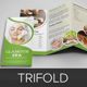 Spa & Beauty Salon Trifold Brochure 2 - GraphicRiver Item for Sale