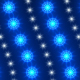 Lights Blue Curtain - VideoHive Item for Sale