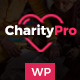 Charity Pro - Fundraising WordPress Theme Nulled