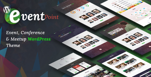 Event Point – Event, Conference & Meetup WordPress Theme
