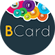 Social Business Card - GraphicRiver Item for Sale