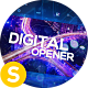 Digital Holographic Opener - VideoHive Item for Sale