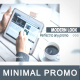Minimal Promo - VideoHive Item for Sale