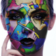 Face Paint Photoshop Action