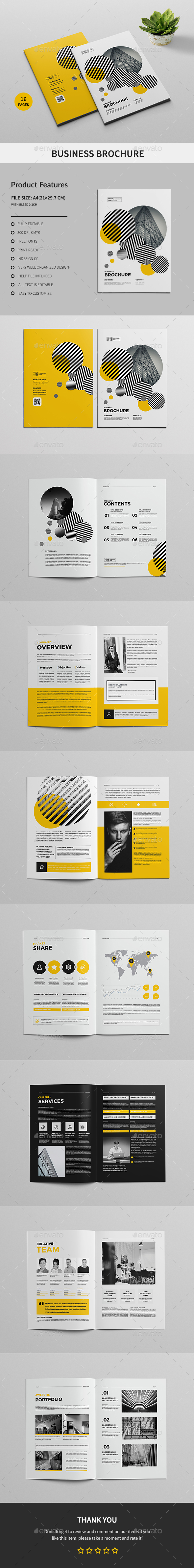 ِA4 Business Brochure - Corporate Brochures