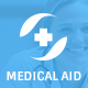 Medical Aid PSD Template - ThemeForest Item for Sale