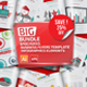 Bundle Business Infographics Brochures - GraphicRiver Item for Sale