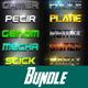 40 Viks Bundle Text Effect Styles - GraphicRiver Item for Sale