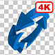 3D Arrow pack - VideoHive Item for Sale
