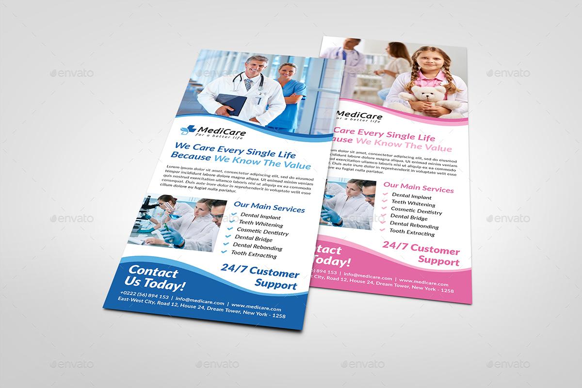 rack card templates