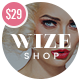 WooCommerce Multipurpose Responsive WordPress Theme - WizeStore - ThemeForest Item for Sale