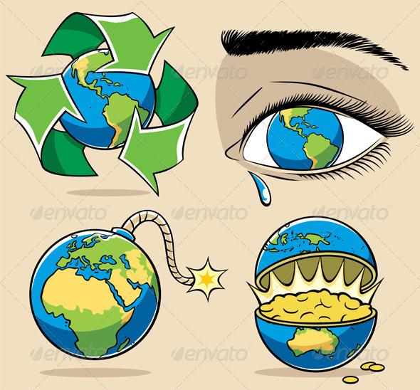 Ecology Concepts - Nature Conceptual