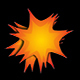 Tannerite Explosion 02 - AudioJungle Item for Sale