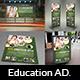 Education Advertising Bundle - GraphicRiver Item for Sale