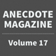 Anecdote Magazine - Volume 17 - GraphicRiver Item for Sale